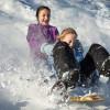 灵命日粮:滑雪橇与祈祷